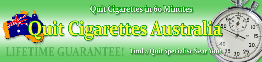 Quit Cigarettes Australia - Quit Smoking in 60 Minutes